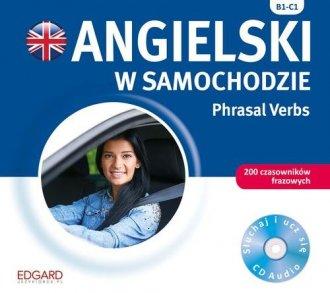 Angielski w samochodzie. Phrasal - okładka podręcznika