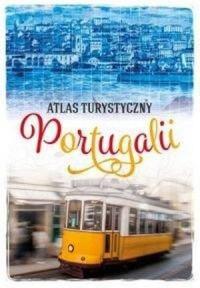 Atlas turystyczny Portugalii - - okładka książki