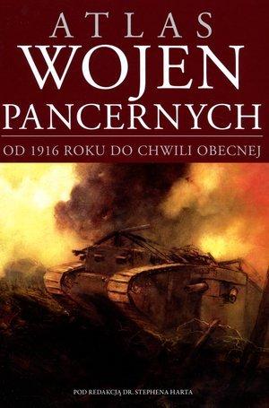 Atlas wojen pancernych od 1916 - okładka książki