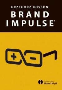 Brand impulse - okładka książki