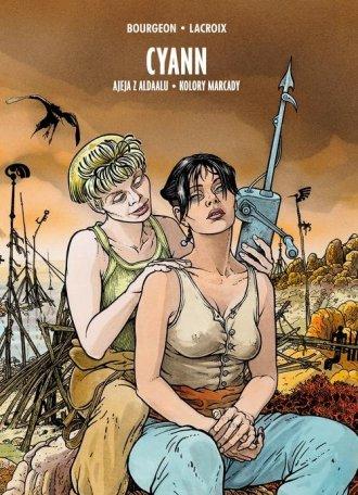 Cyann, wydanie zbiorcze. Tom 2 - okładka książki