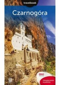 Czarnogóra. Travelbook - Wydawnictwo - okładka książki