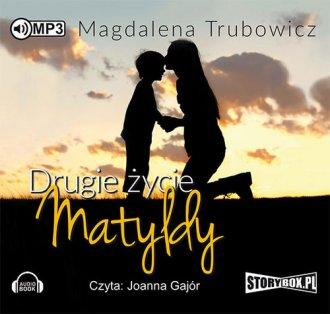 Drugie życie Matyldy - pudełko audiobooku