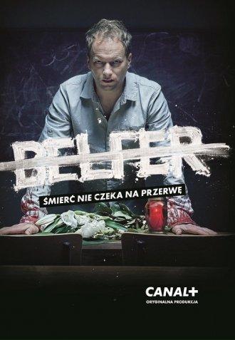 DVD Belfer. Sezon 1 - okładka filmu
