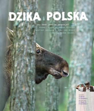 Dzika Polska - okładka książki