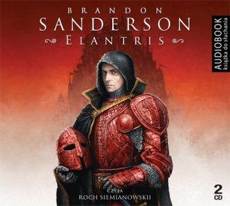 Elantris - okładka płyty
