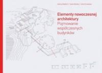 Elementy nowoczesnej architektury. - okładka książki