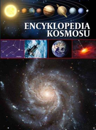Encyklopedia Kosmosu - okładka książki