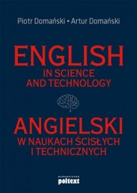 English in Science and Technology - okładka książki