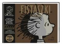 Fistaszki zebrane 1981-1982 - okładka książki