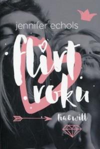 Flirt roku - okładka książki