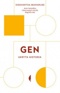 Gen. Ukryta historia - Siddhartha - okładka książki