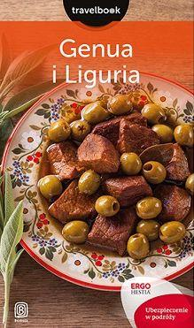 Genua i Liguria Travelbook - okładka książki
