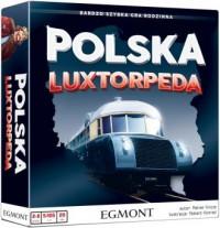 Gra polska luxtorpeda - Wydawnictwo - zdjęcie zabawki, gry