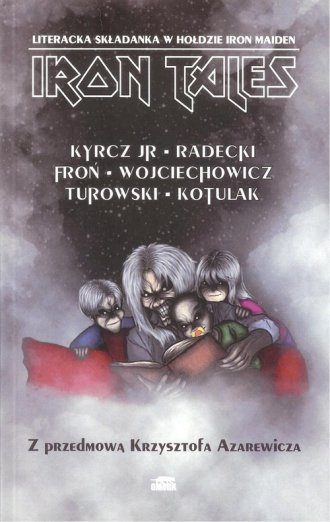 Iron Tales - okładka książki