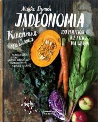 Jadłonomia. Kuchnia roślinna - - okładka książki