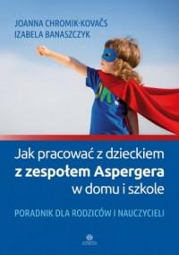 Jak pracować z dzieckiem z zespołem - okładka książki