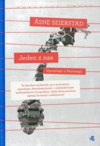 Jeden z nas. Opowieść o Norwegii - okładka książki