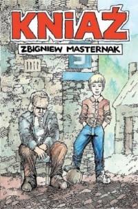 Kniaź/Robert Zaremba - okładka książki