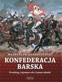 Konfederacja barska. Tom 2 - Władysław - okładka książki