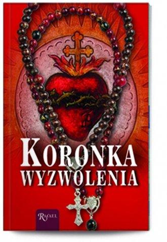 Koronka Wyzwolenia - okładka książki