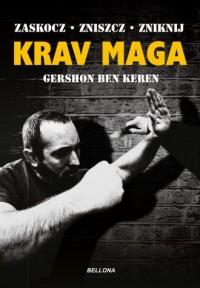 Krav Maga - Gershon Ben Keren - okładka książki