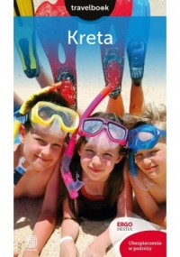 Kreta. Travelbook - Peter Zralek - okładka książki