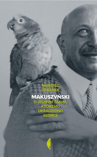 Makuszyński O jednym takim któremu - okładka książki