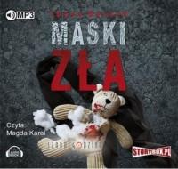 Maski zła - pudełko audiobooku