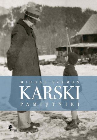 Michał Szymon Karski. Pamiętniki - okładka książki