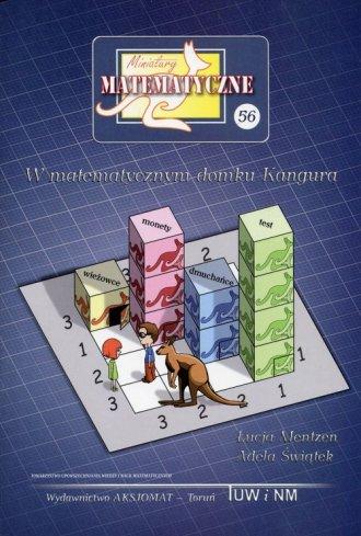 Miniatury matematyczne 56. W matematycznym - okładka podręcznika
