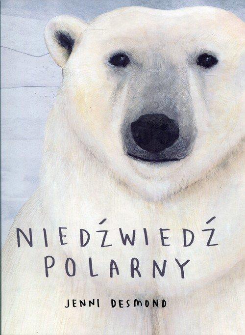 Niedźwiedź polarny - okładka książki