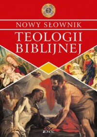 Nowy słownik teologii biblijnej - okładka książki