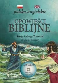 Opowieści biblijne Starego i Nowego - okładka książki
