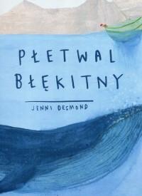 Płetwal błękitny - Jenni Desmond - okładka książki