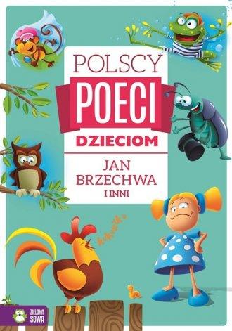 Polscy poeci dzieciom. Jan Brzechwa - okładka książki