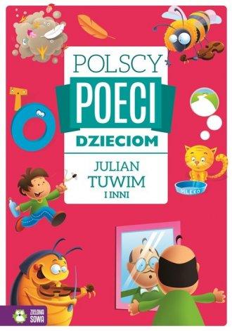 Polscy poeci dzieciom. Julian Tuwim - okładka książki