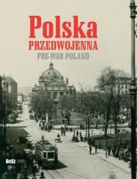 Polska przedwojenna - Janusz Tazbir - okładka książki