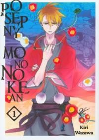Posępny Mononokean. Tom 1 - okładka książki