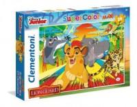 Puzzle 24 Maxi. Król Lew. Lwia - zdjęcie zabawki, gry