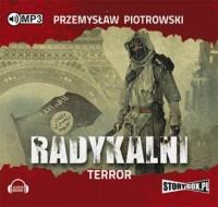 Radykalni. Terror - Przemysław - pudełko audiobooku