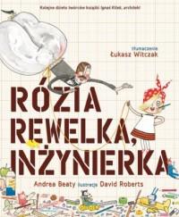 Rózia. Rewelka inżynierka - okładka książki