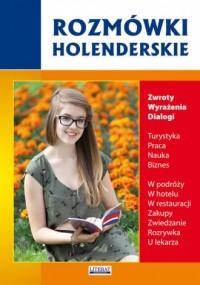 Rozmówki holenderskie - okładka książki