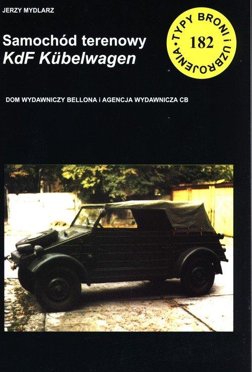 Samochód terenowy KdF Kubelwagen - okładka książki