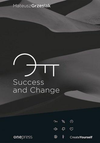 Success and Change - okładka książki