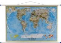 Świat Polityczny Classic mapa ścienna - okładka książki