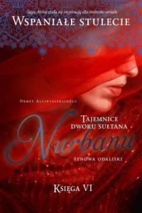 Tajemnice dworu sułtana Nurbanu. Księga 6. Synowa odaliski - okładka książki