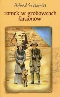 Tomek w grobowcach faraonów - okładka książki