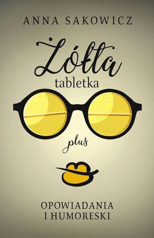 Żółta Tabletka Plus - okładka książki