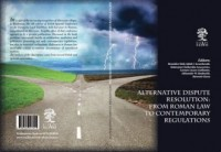 Alternative Dispute Resolution: - okładka książki